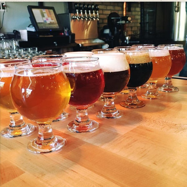 Corridor Brewery Amp Provisions Chicago Ill Beer Menu - 600×600
