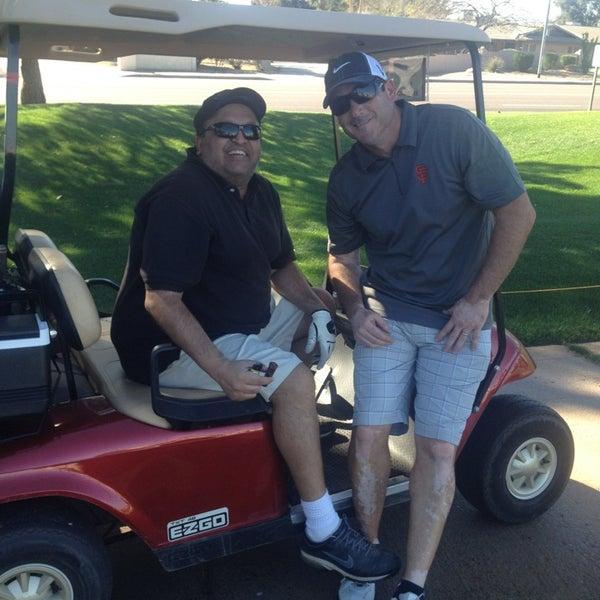 Das Foto wurde bei Desert Canyon Golf Club von Sonny L. am 3/15/2013 aufgenommen