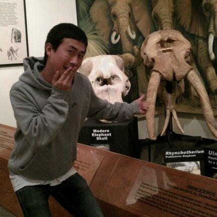 Foto tirada no(a) Las Vegas Natural History Museum por Emily C. em 1/8/2013