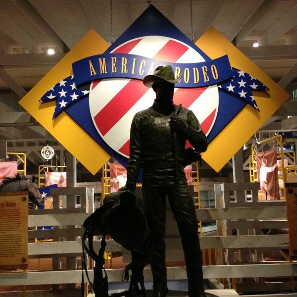 Foto tomada en National Cowboy & Western Heritage Museum por Dmitriy C. el 5/19/2013