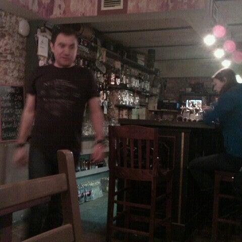 1/22/2013 tarihinde Илья П.ziyaretçi tarafından Thistle Pub'de çekilen fotoğraf
