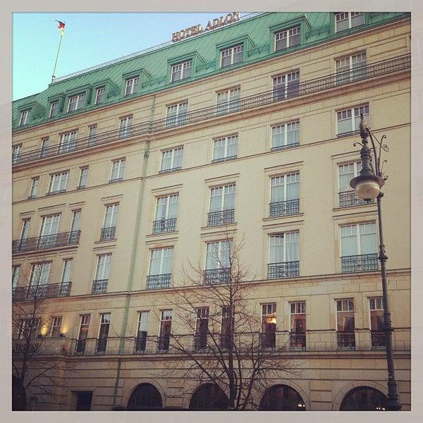 3/5/2013에 Götz P.님이 Hotel Adlon Kempinski Berlin에서 찍은 사진
