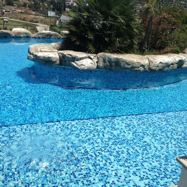 Das Foto wurde bei Sianji Wellbeing Resort von Burçak T. am 7/20/2013 aufgenommen