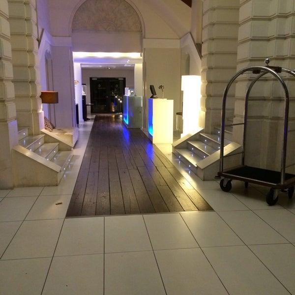 Photo prise au Hotel Hospes Palau de la Mar***** par Laura T. le5/1/2014