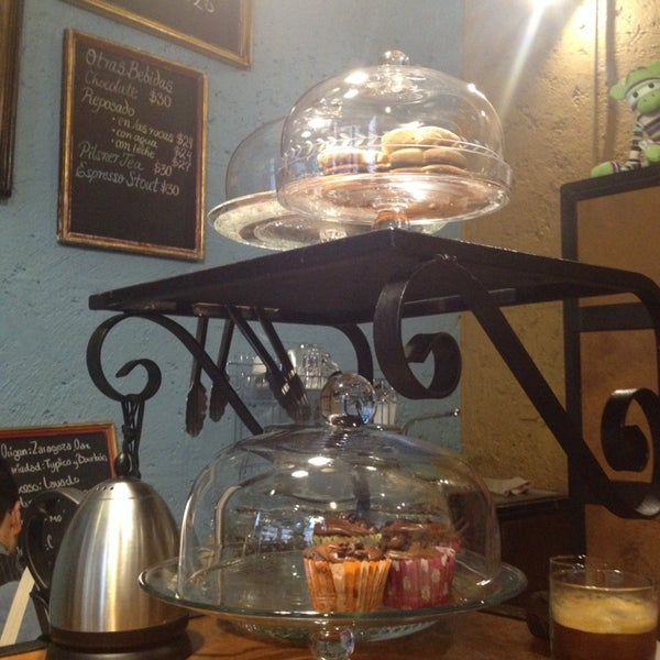 Foto scattata a Café Avellaneda da Jessica il 7/12/2014