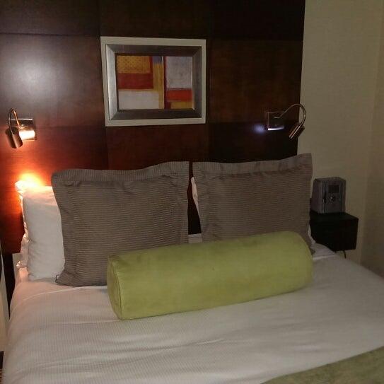 Снимок сделан в Hotel MELA пользователем Melinda R. 11/4/2013