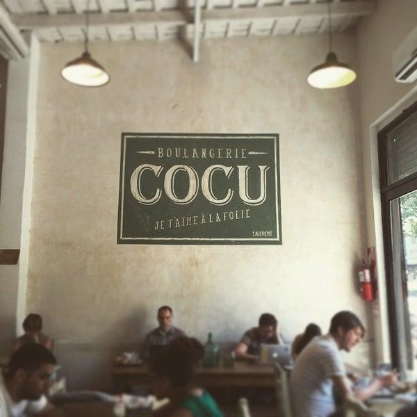 Foto diambil di Boulangerie Cocu oleh Xavier D. pada 12/30/2014