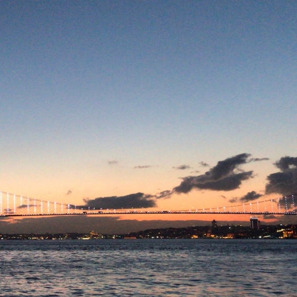 Photo prise au İnci Bosphorus par İ.Aşkın le1/1/2020