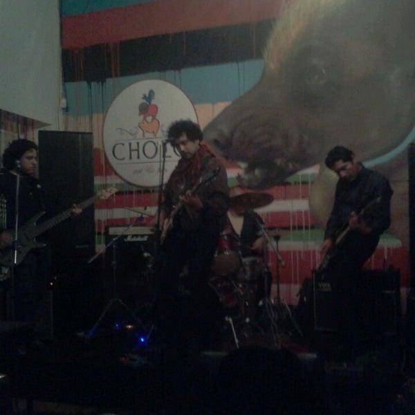 10/25/2013 tarihinde ZOILA G.ziyaretçi tarafından Cholo Art and Fun'de çekilen fotoğraf