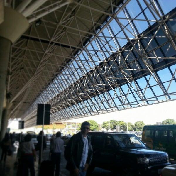 Foto tomada en Aeropuerto Internacional de Brasilia Presidente Juscelino Kubitschek (BSB) por Luca T. el 5/18/2013