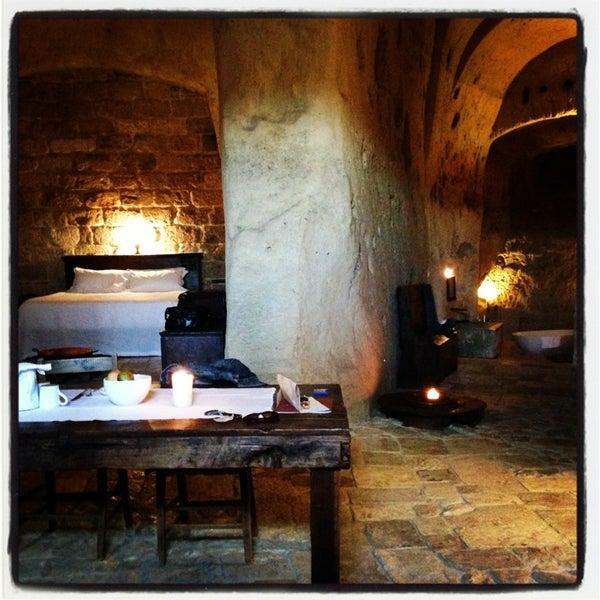 Foto tomada en Sextantio | Le Grotte della Civita por Kylie S. el 1/14/2013