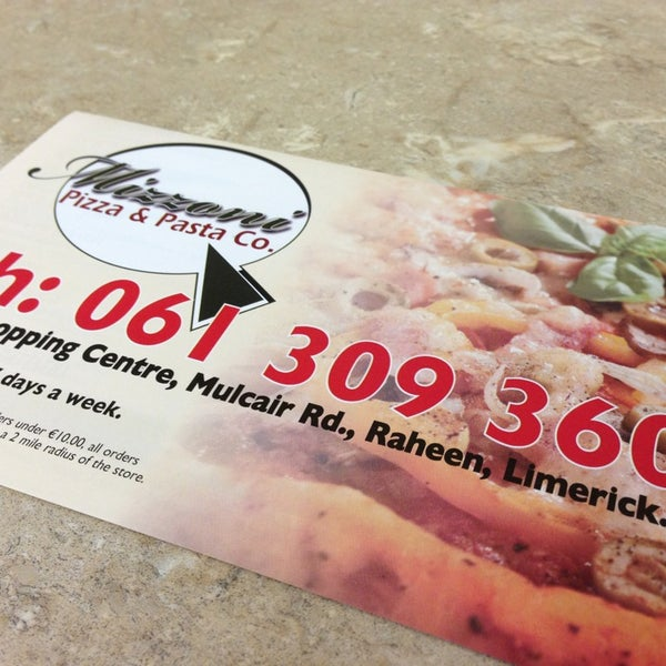 2839f3d482b3 Photo taken at Mizzoni Pizza  amp  Pasta Co. by Fudos on 2 16