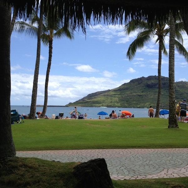 4/3/2013에 Justin L.님이 Duke's Kauai에서 찍은 사진