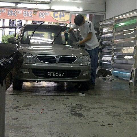Photos At Vcool Professional Tinted Ev Charging Station In Penang