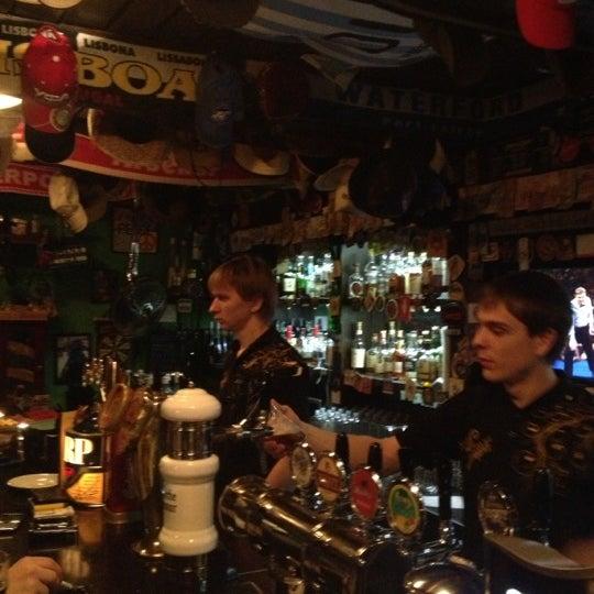 Снимок сделан в Финнеганс пользователем Anton М. 11/9/2012