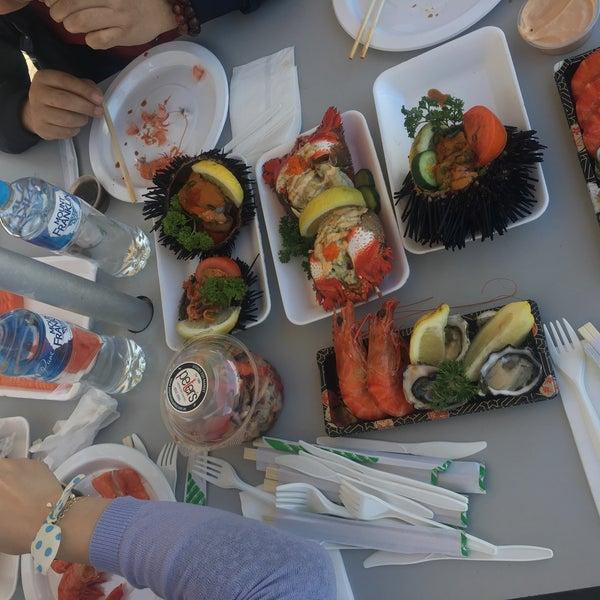 Foto scattata a Peter's Fish Market da swan il 11/17/2016