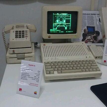 12/8/2012에 Наталья К.님이 Moscow Apple Museum에서 찍은 사진