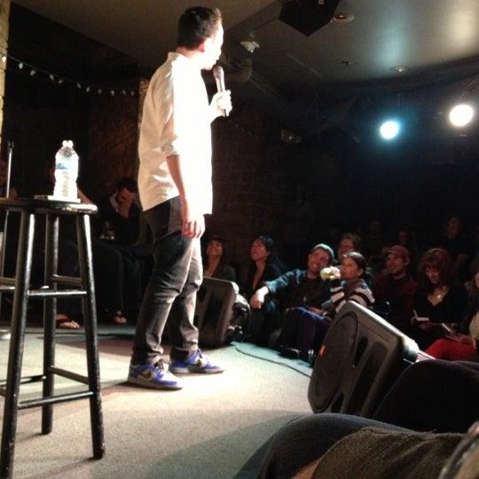 12/13/2012 tarihinde Katie N.ziyaretçi tarafından Comedy Works Downtown in Larimer Square'de çekilen fotoğraf