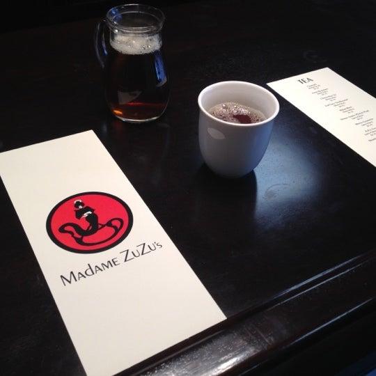 Foto scattata a Madame Zuzu's Tea House da Graham S. il 11/10/2012