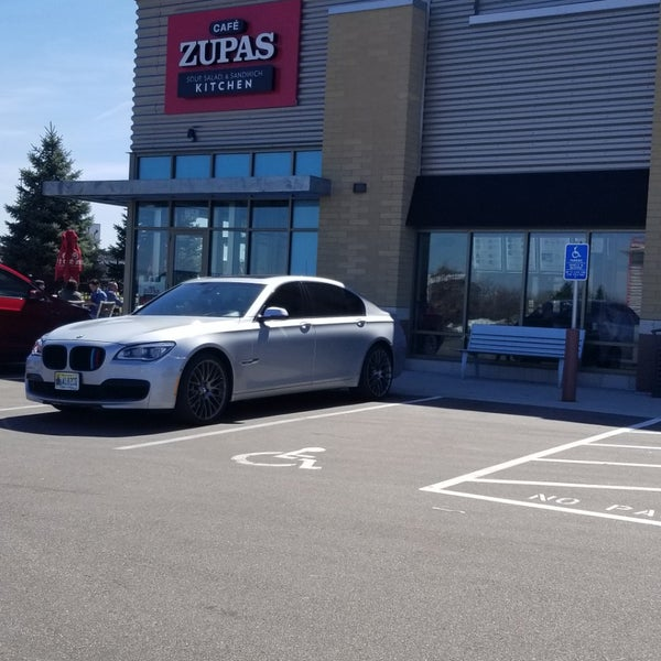 Cafe Zupas - Café in Northeast Richfield