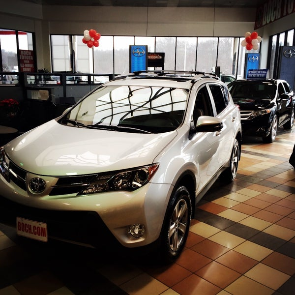 Boch Toyota Norwood MA