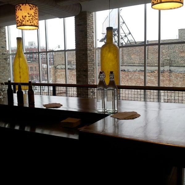 4/10/2013 tarihinde Gabriel C.ziyaretçi tarafından City Winery'de çekilen fotoğraf