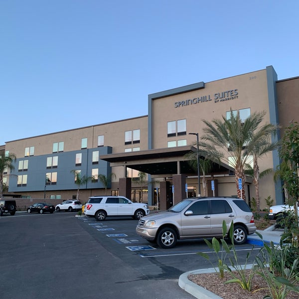 Springhill Suites By Marriott San Diego Escondido Downtown