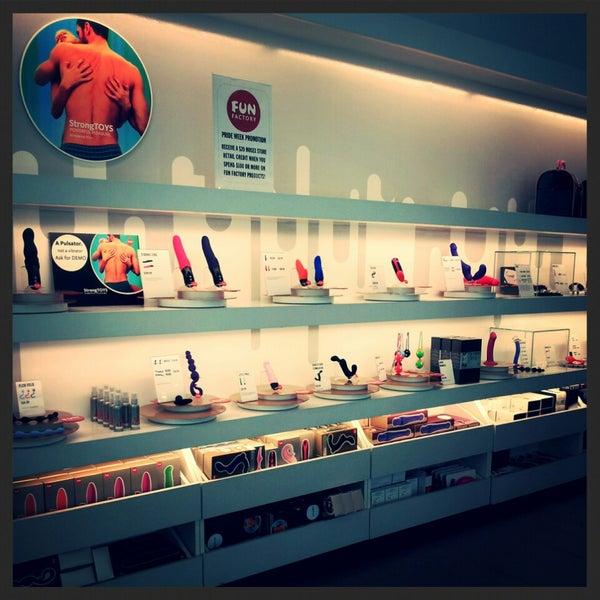 6/27/2013에 Carola W.님이 Museum of Sex에서 찍은 사진