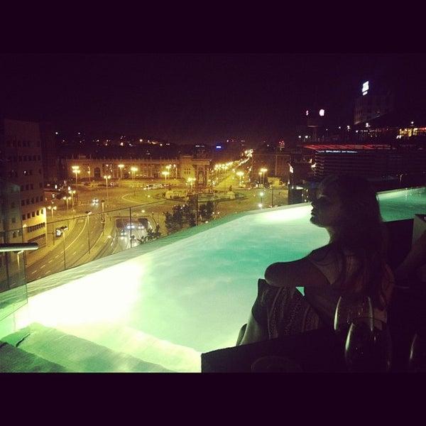 10/1/2013에 Yulia G.님이 Piscina B-Hotel에서 찍은 사진