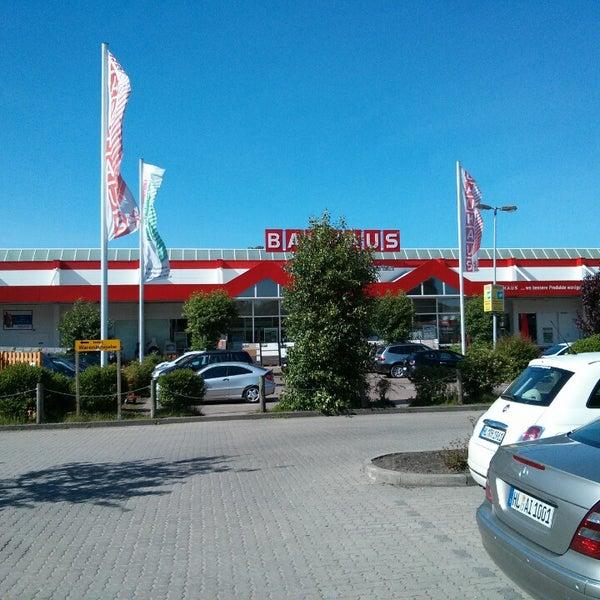 Bauhaus Hardware Store In St Jurgen