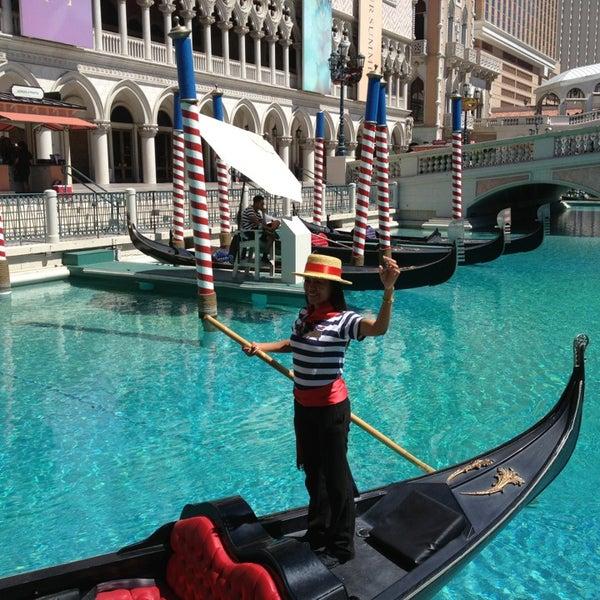 Foto tirada no(a) Venetian Resort & Casino por Alfonso D. em 6/21/2013