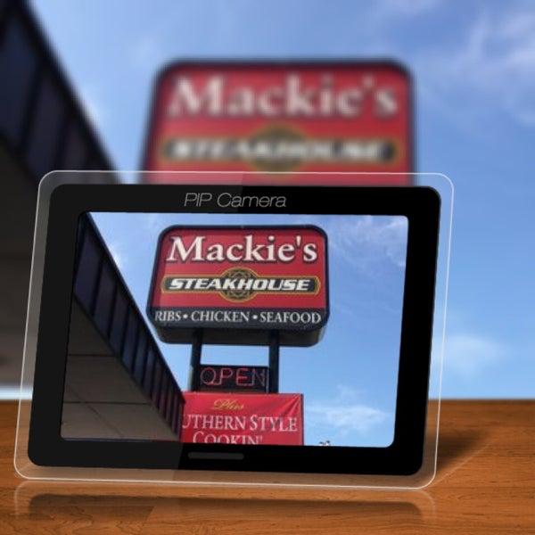 Mackie mcnears