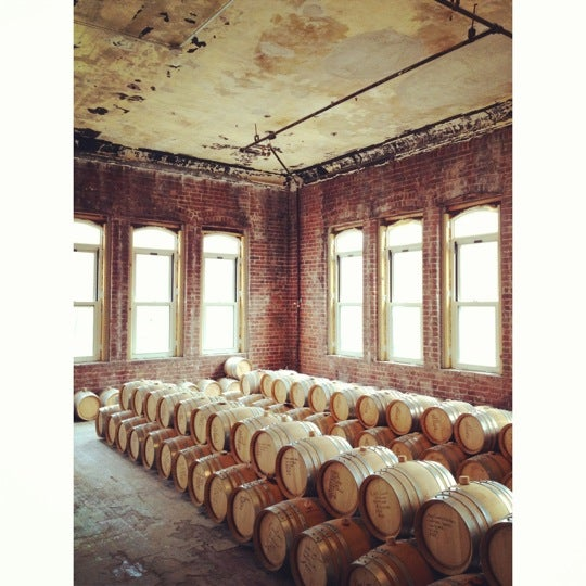 Foto scattata a Kings County Distillery da Rei W. il 3/2/2013