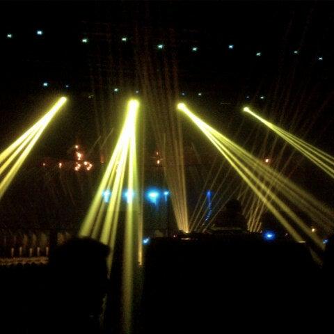 Снимок сделан в Teatro Franco Parenti пользователем Gaia G. 9/22/2013