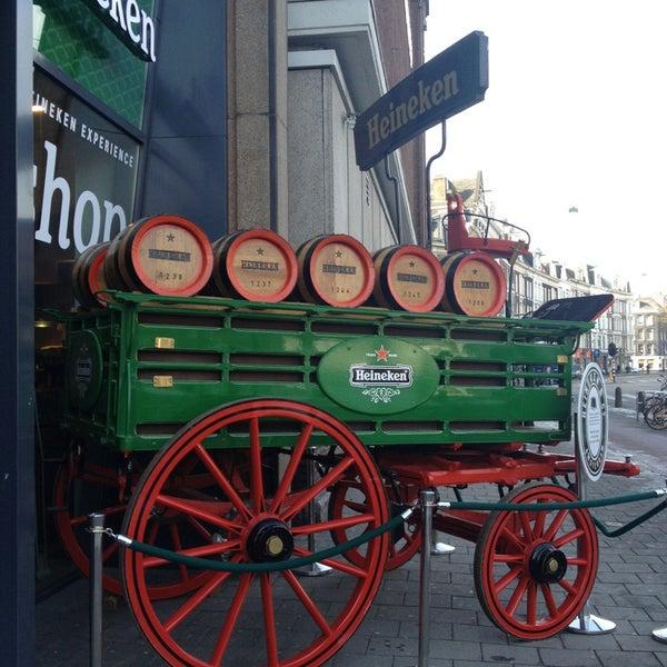 Das Foto wurde bei Heineken Experience von DL3QATAR am 2/13/2013 aufgenommen