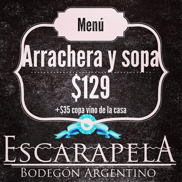 6/12/2013에 Escarapela님이 Escarapela, Bodegón Argentino에서 찍은 사진