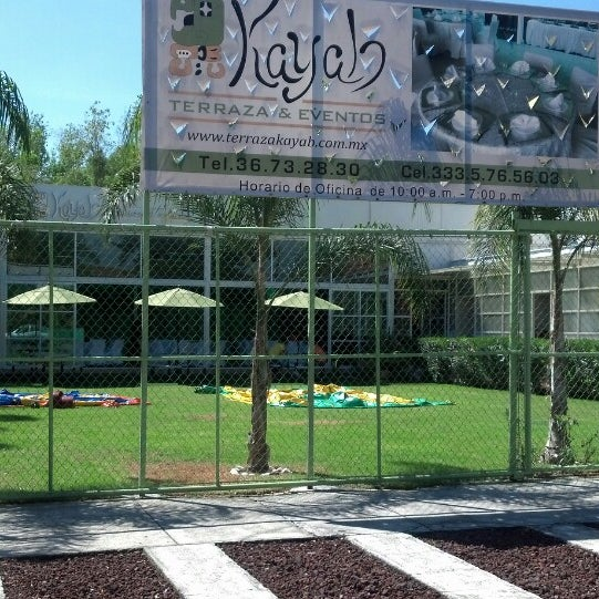 Photos At Kayab Terraza Eventos Park
