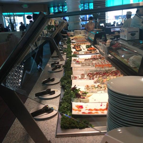 Haiku Sushi Amp Seafood Buffet Downtown Redmond 7548