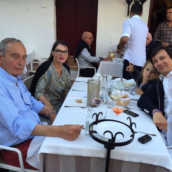 6/5/2015にPavel P.がRestaurante El Olivoで撮った写真