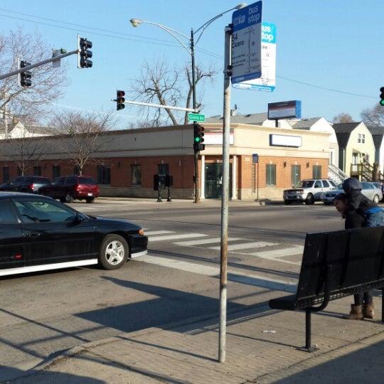Photos at CTA Bus Stop Route 56 Milwaukee 5449 - Portage