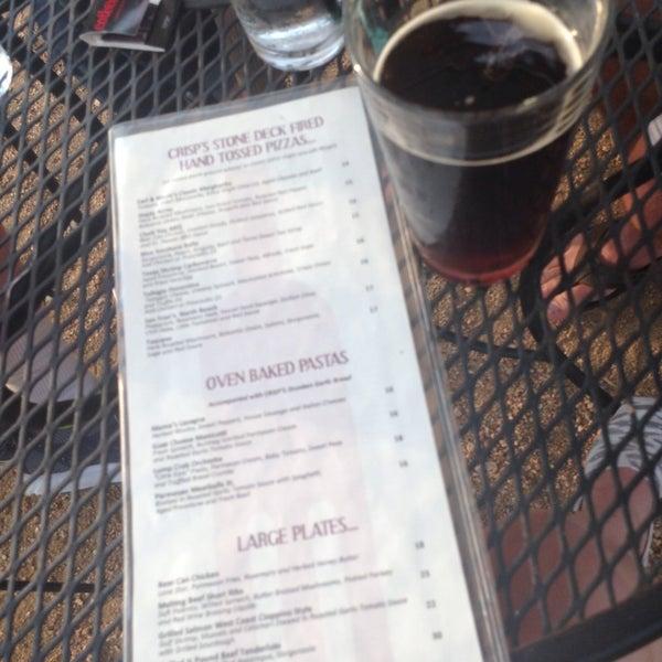 Das Foto wurde bei Crisp Wine-Beer-Eatery von Layne am 7/2/2013 aufgenommen