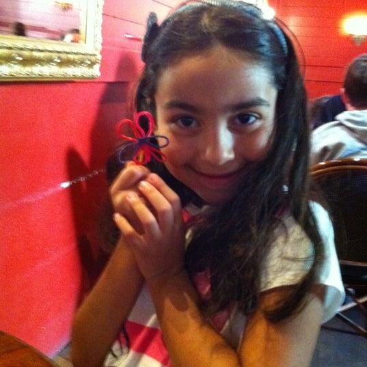 11/5/2011 tarihinde Boris M.ziyaretçi tarafından The Luggage Room Pizzeria'de çekilen fotoğraf