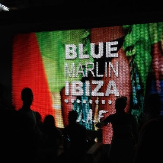 Foto tirada no(a) Blue Marlin Ibiza por Shakib em 5/19/2012