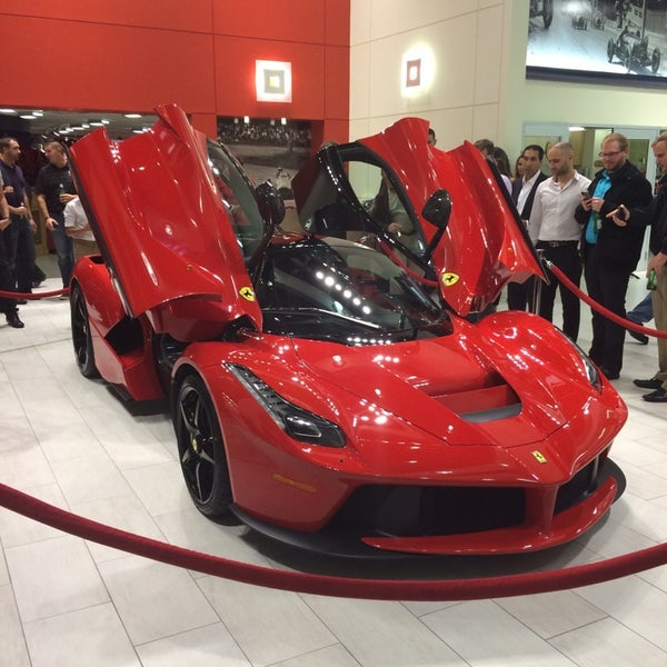 Ferrari Of New England >> Photos At Ferrari Of New England Norwood Ma