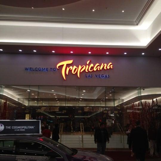 Снимок сделан в Tropicana Las Vegas пользователем Guy 10/23/2012