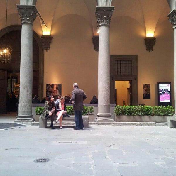 Photo prise au Palazzo Strozzi par Robert K. le4/13/2013