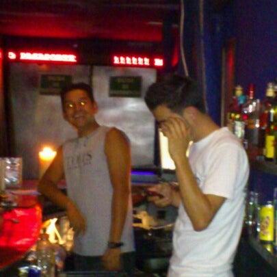 Das Foto wurde bei TOM'S Leather Bar von Sinhue M. am 10/6/2012 aufgenommen