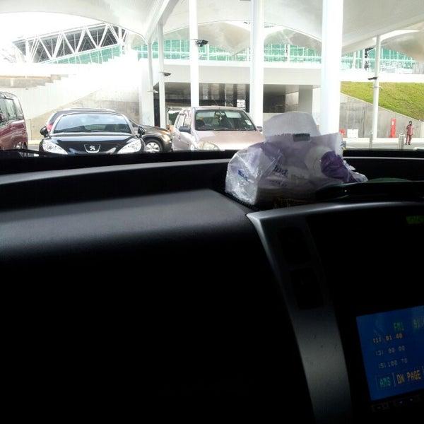 Photos at Arrival Hall Parking Area - Bandar Seri Begawan