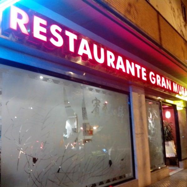 Restaurante Chino Gran Muralla Carretera De Carmona 32 Edificio Rosaleda