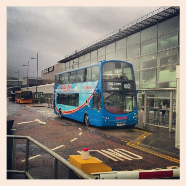 Photo prise au Edinburgh Airport (EDI) par Filippo P. le2/1/2013